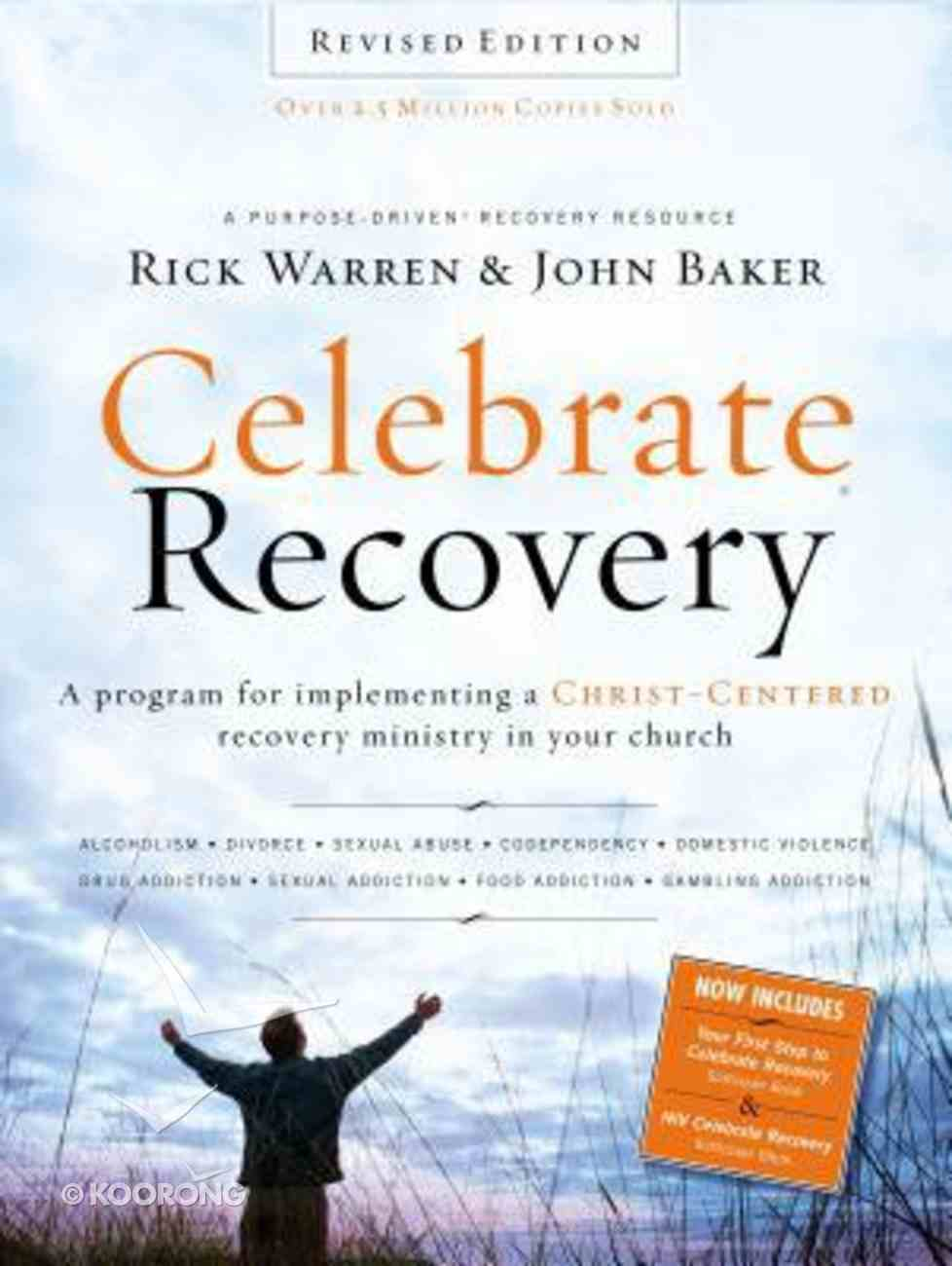 Celebrate Recovery Revised (Curriculm Kit) (Celebrate Recovery Series) Pack