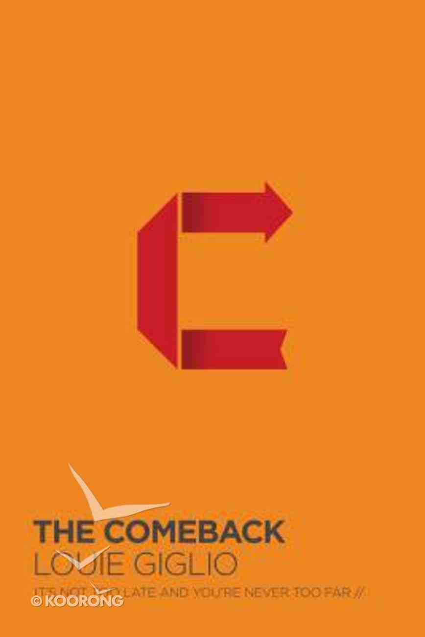 The Comeback Hardback