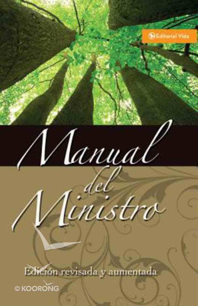 Manual Del Ministro Hardback