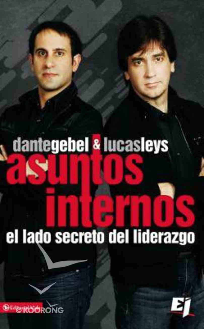 Asuntos Internos (Internal Affairs) Paperback