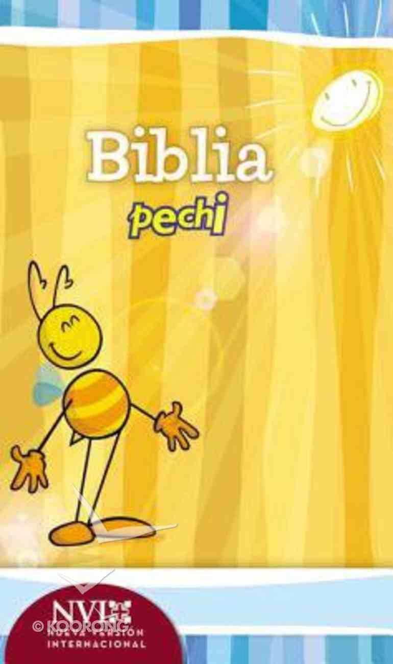 Nvi Biblia Pechi (Pechi The Bee Bible) Hardback