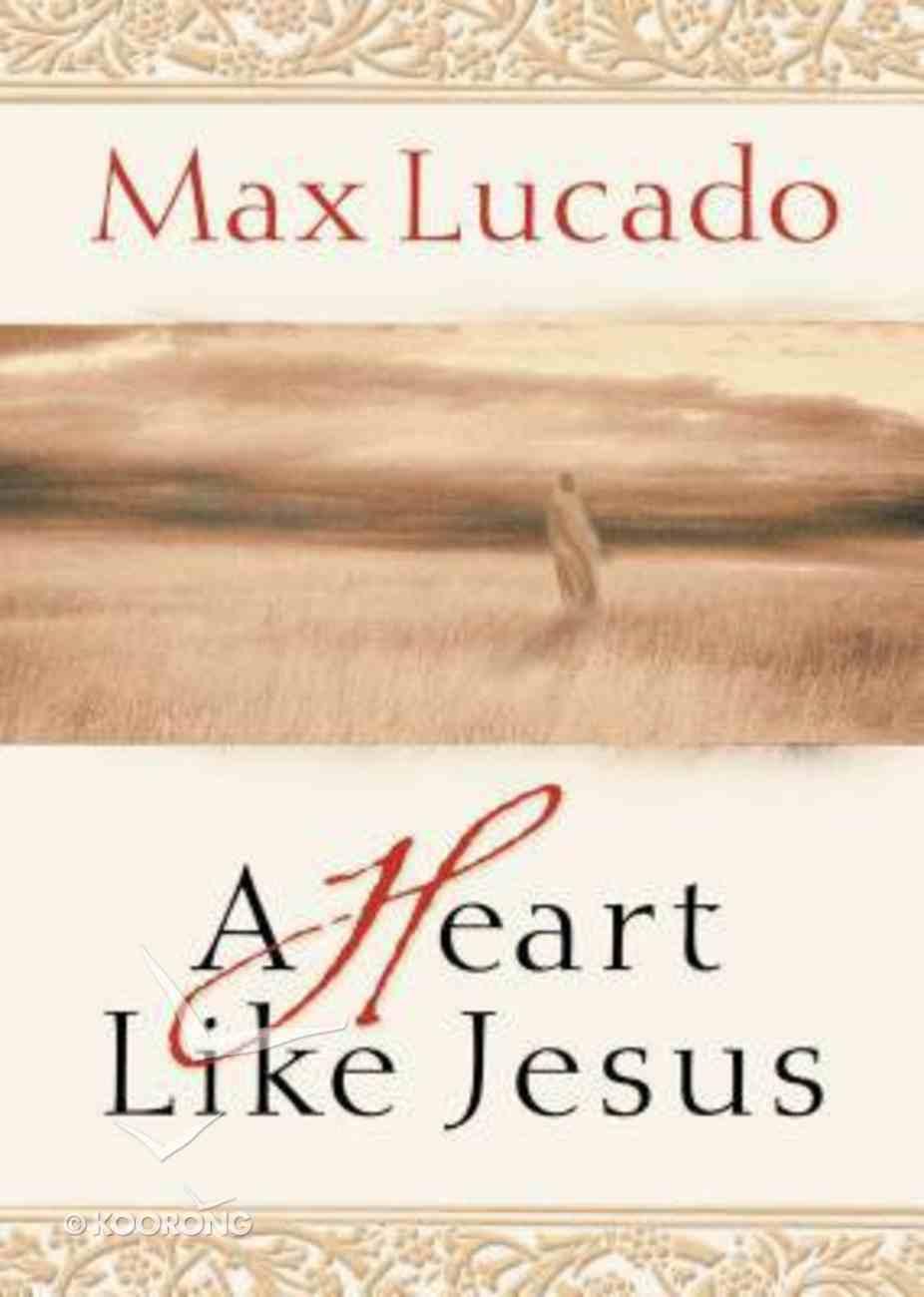 A Heart Like Jesus Paperback
