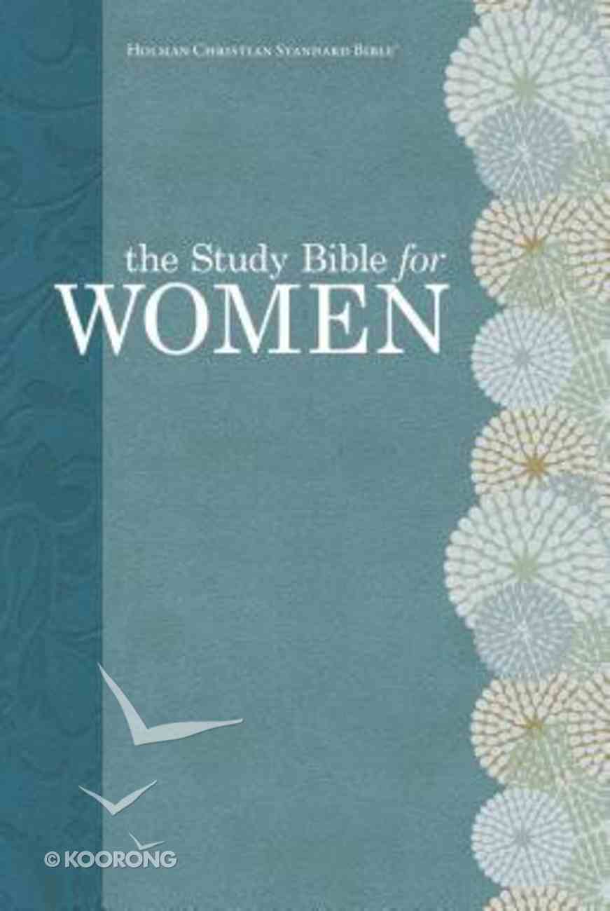 HCSB Study Bible For Women Personal Size Indexed Hardback