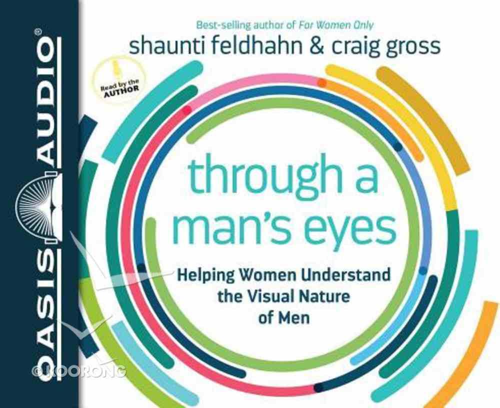 Through a Man's Eyes (Unabridged, 4 Cds) CD