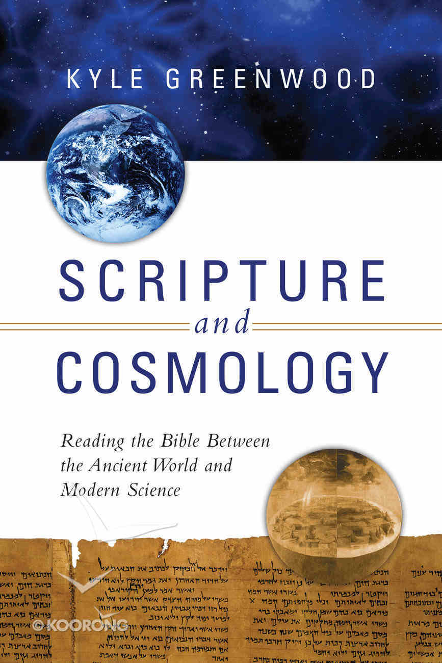 Scripture and Cosmology Paperback