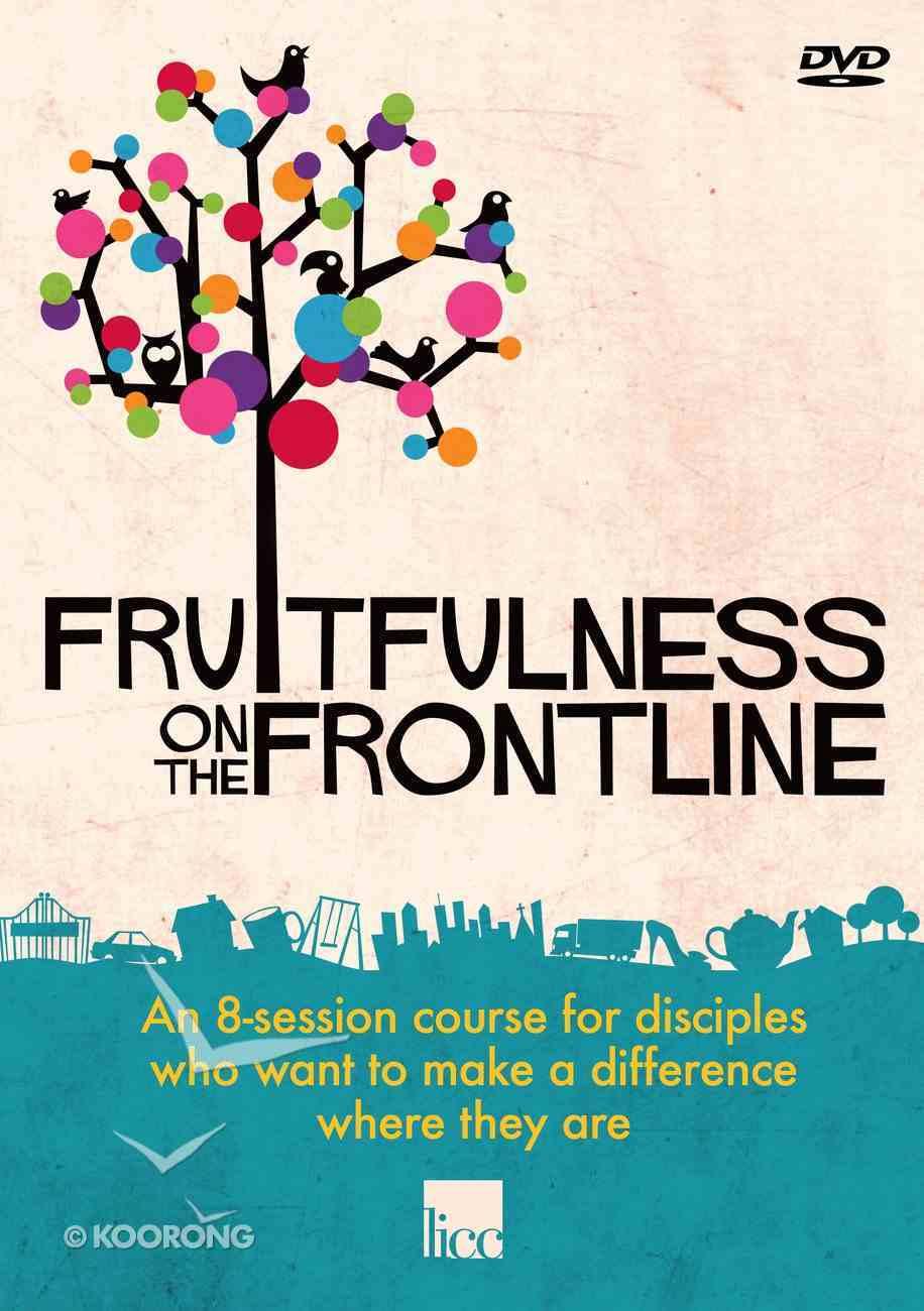 Fruitfulness on the Frontline DVD