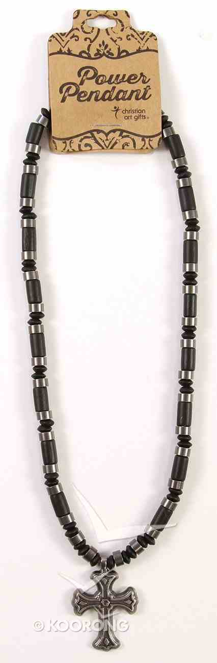 Power Pendant: Cross Jewellery