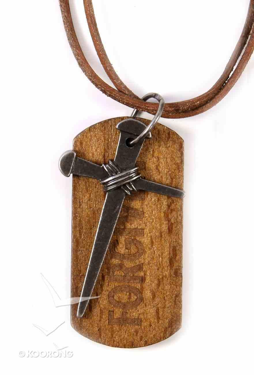 Power Pendant: Forgiven Jewellery