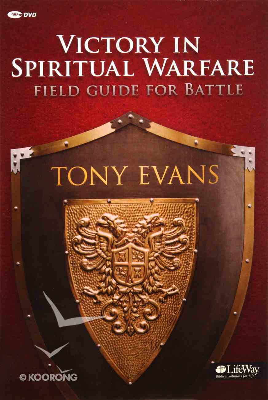 Victory in Spiritual Warfare (4 Dvds): Field Guide For Battle (Dvd Set Only) DVD