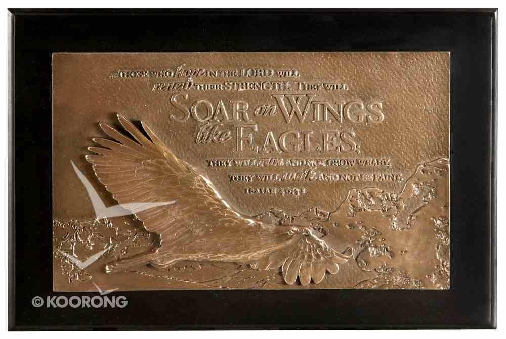 Moments of Faith Sculpture Box: Eagle (Isaiah 40:31) Homeware