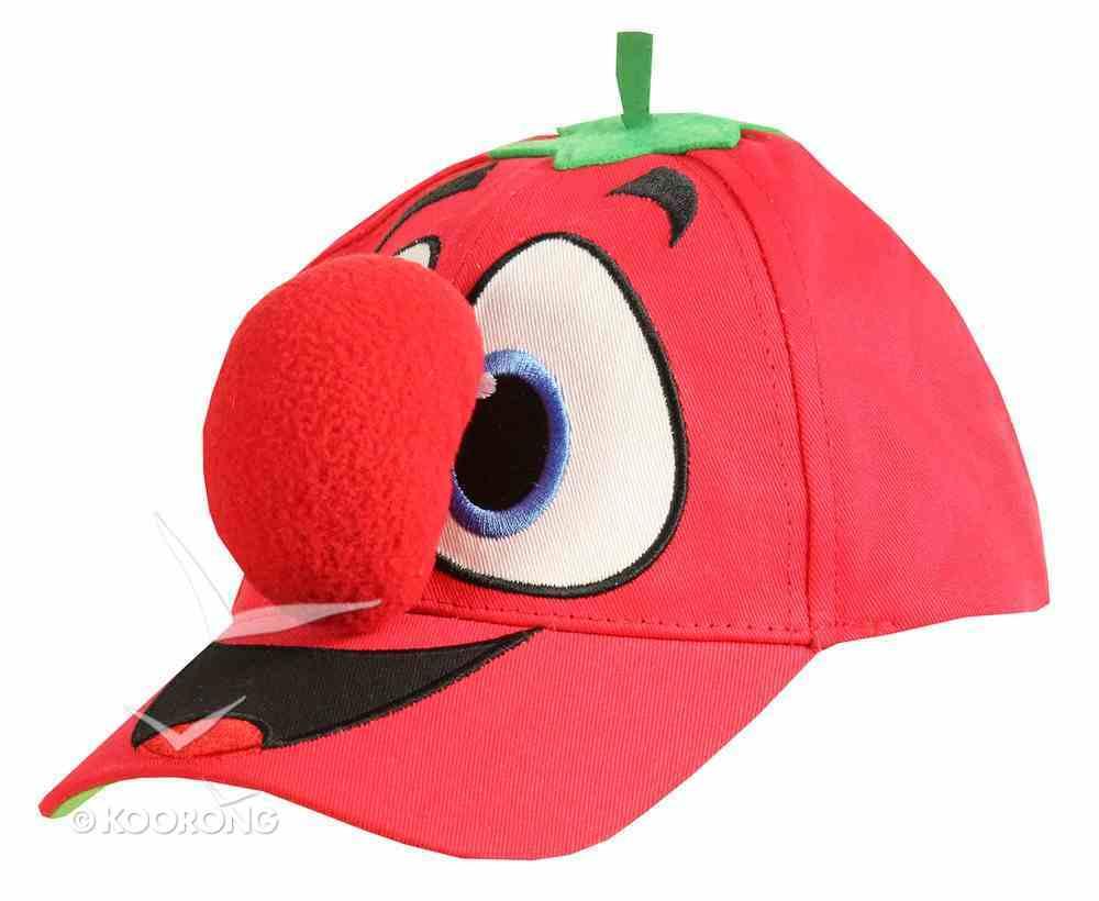 Veggie Headgear: Bob Toddler Hat (Red) Soft Goods