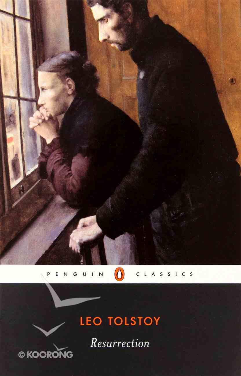 Resurrection (Penguin Black Classics Series) Paperback