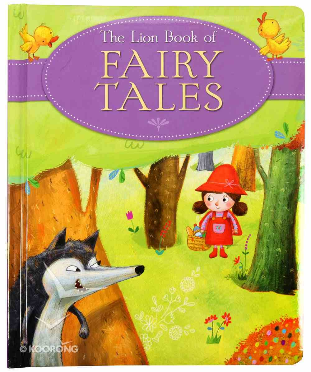 The Lion Book of Fairy Tales Hardback