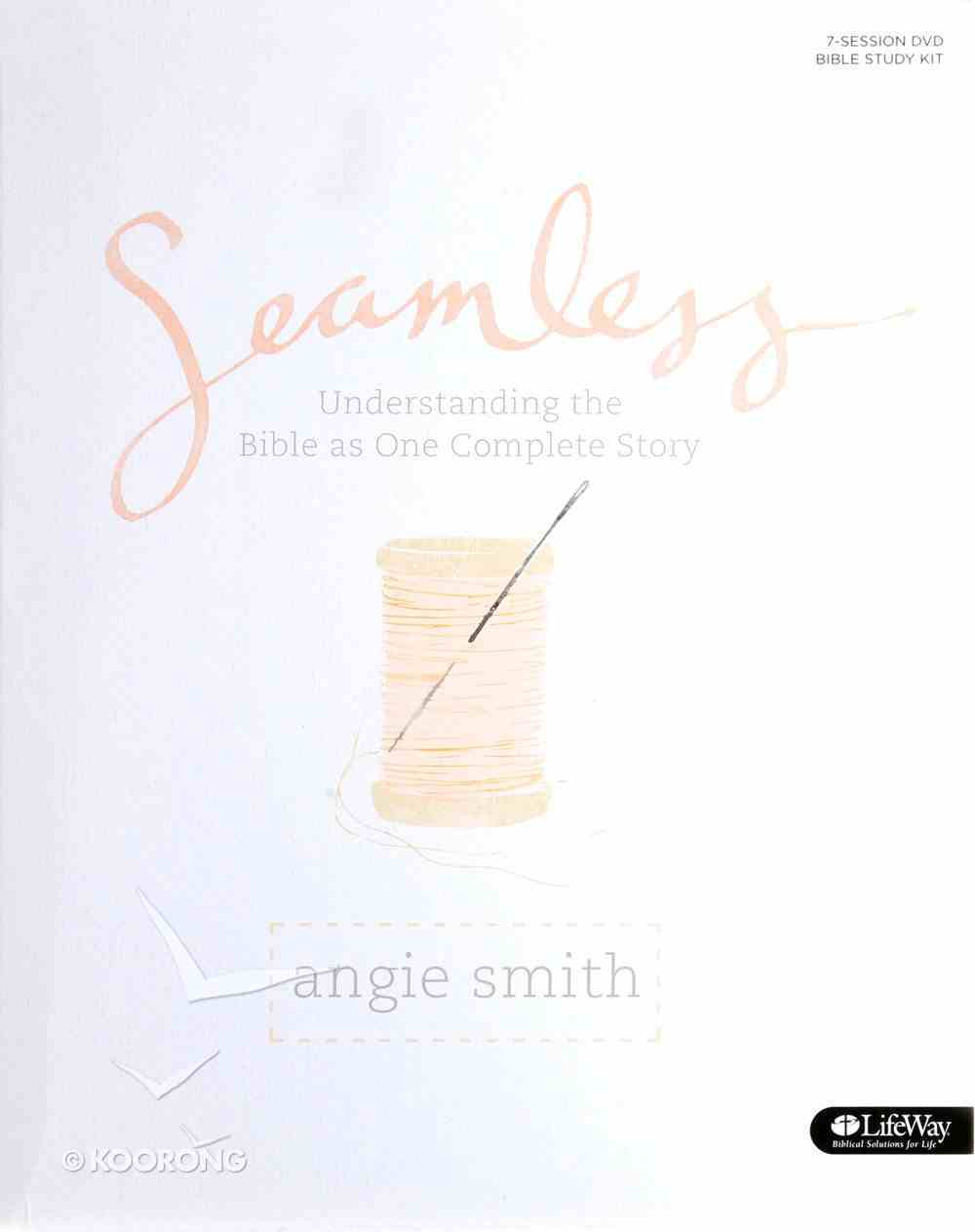 Seamless: Understanding the Bible as One Complete Study (Leader Kit) Pack