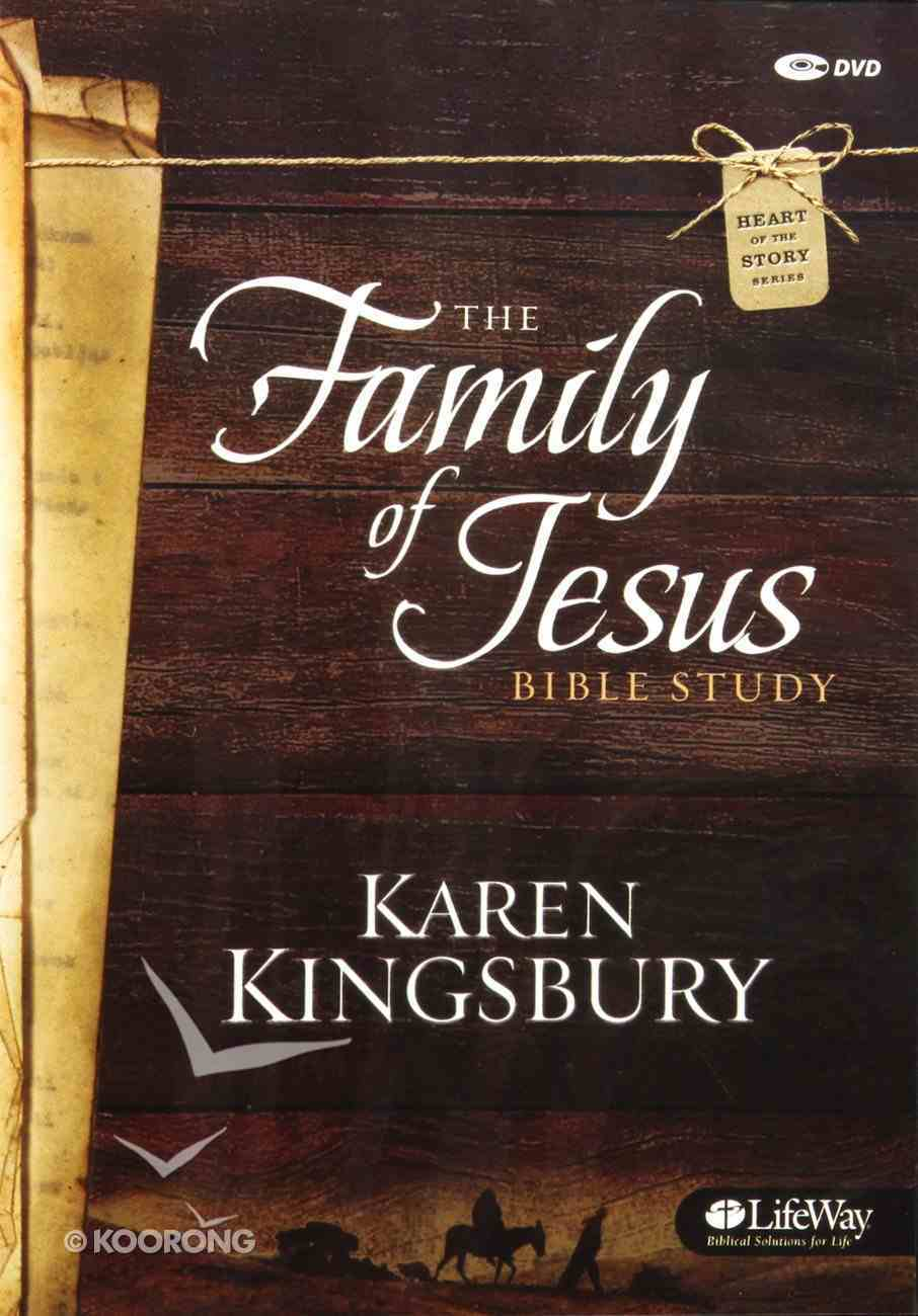 The Family of Jesus (Dvd Only Set) DVD