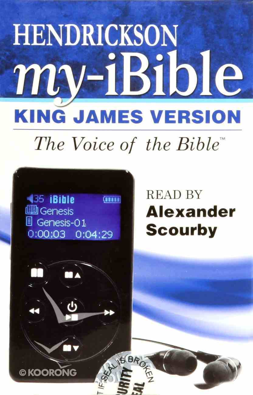 KJV My Ibible (Read By Alexander Scourby) Audio Other