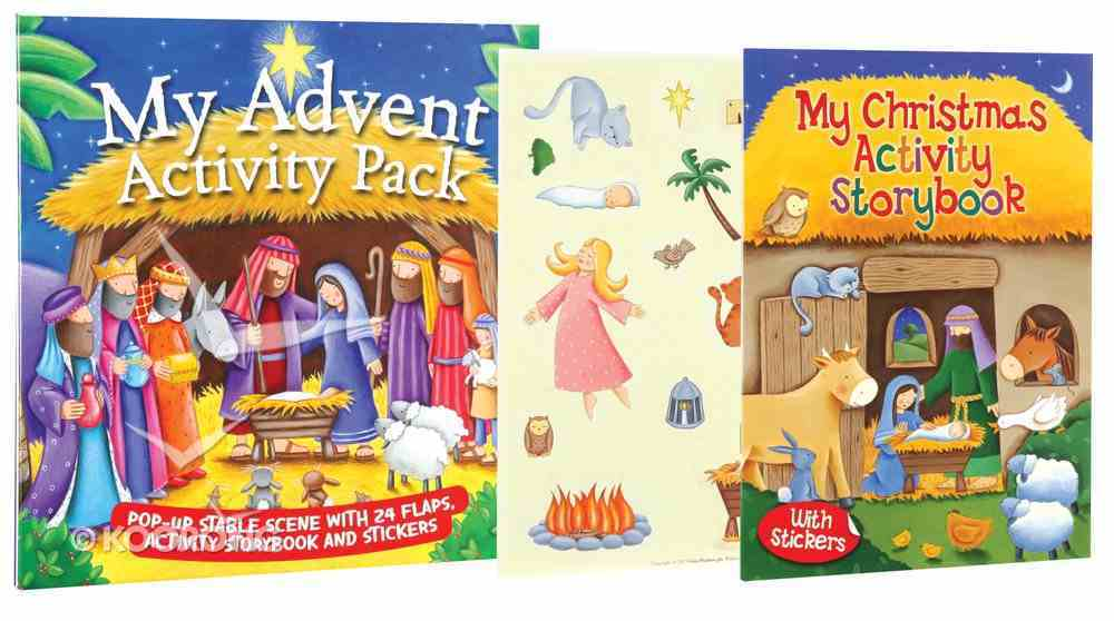 My Advent Activity Pack Pack