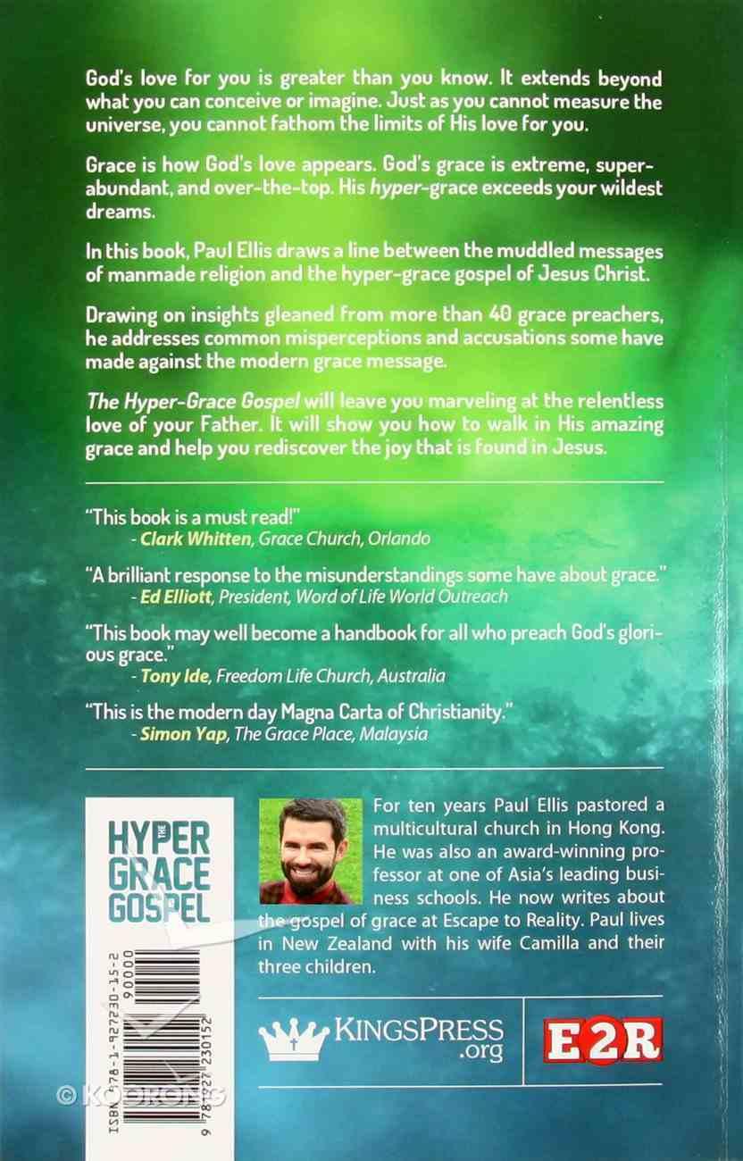 The Hyper Grace Gospel Paperback