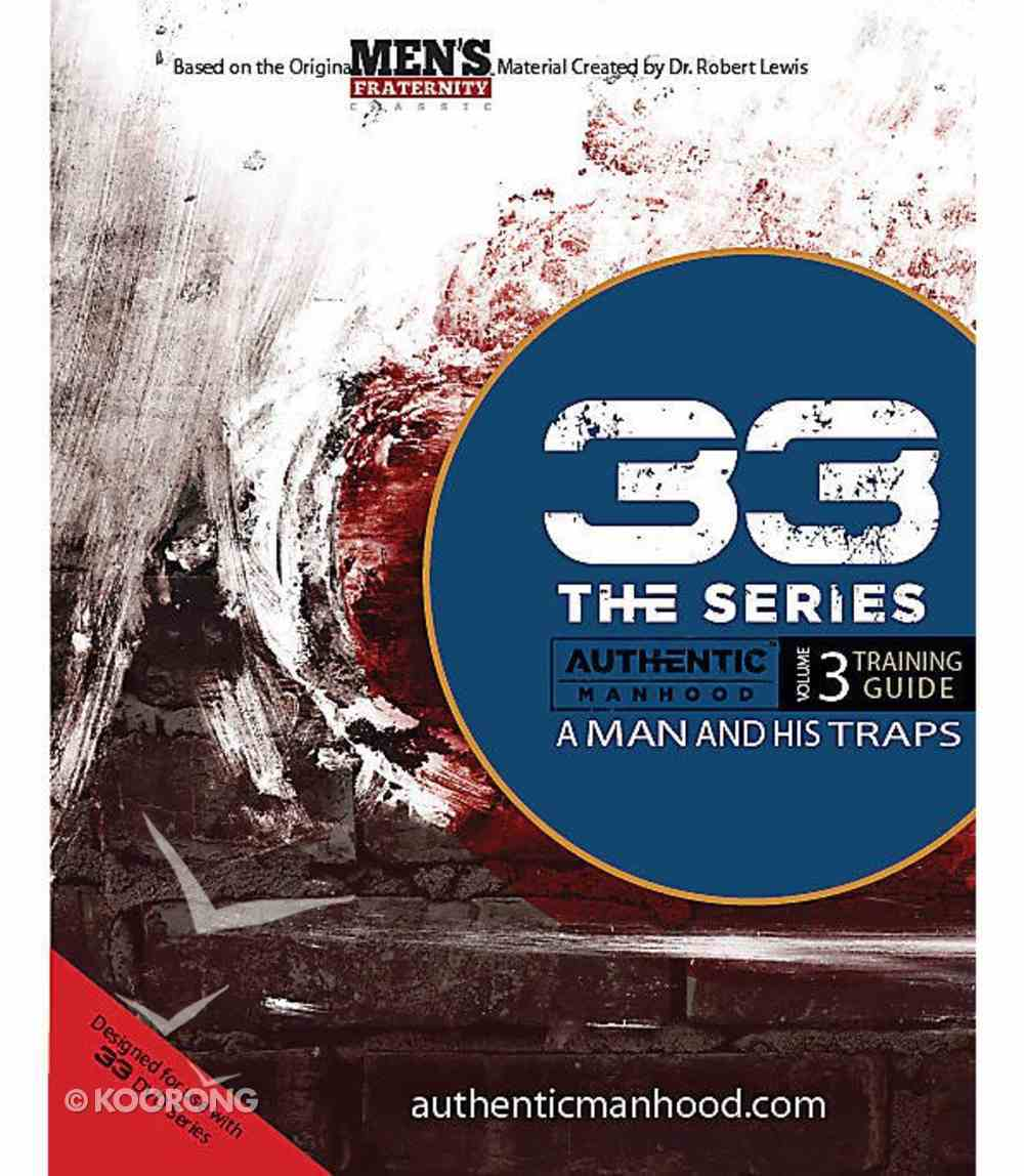 A Man and His Traps (DVD Leader Kit) (#03 in 33 The Series) Pack