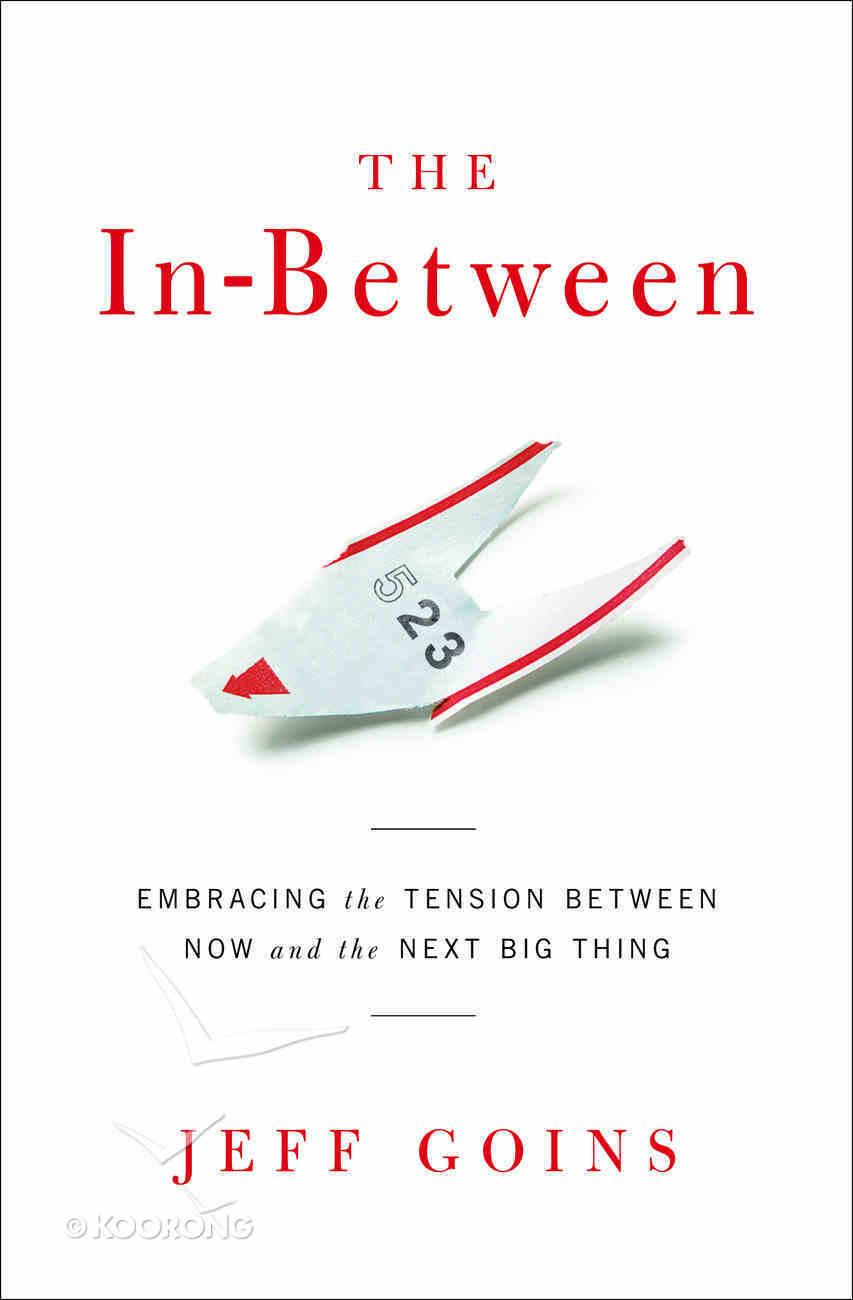 The In-Between Paperback
