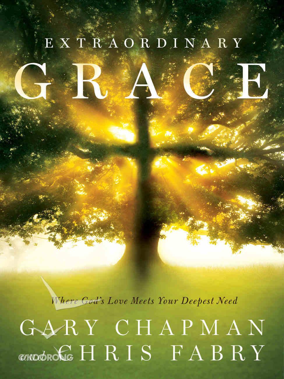 Extraordinary Grace Hardback