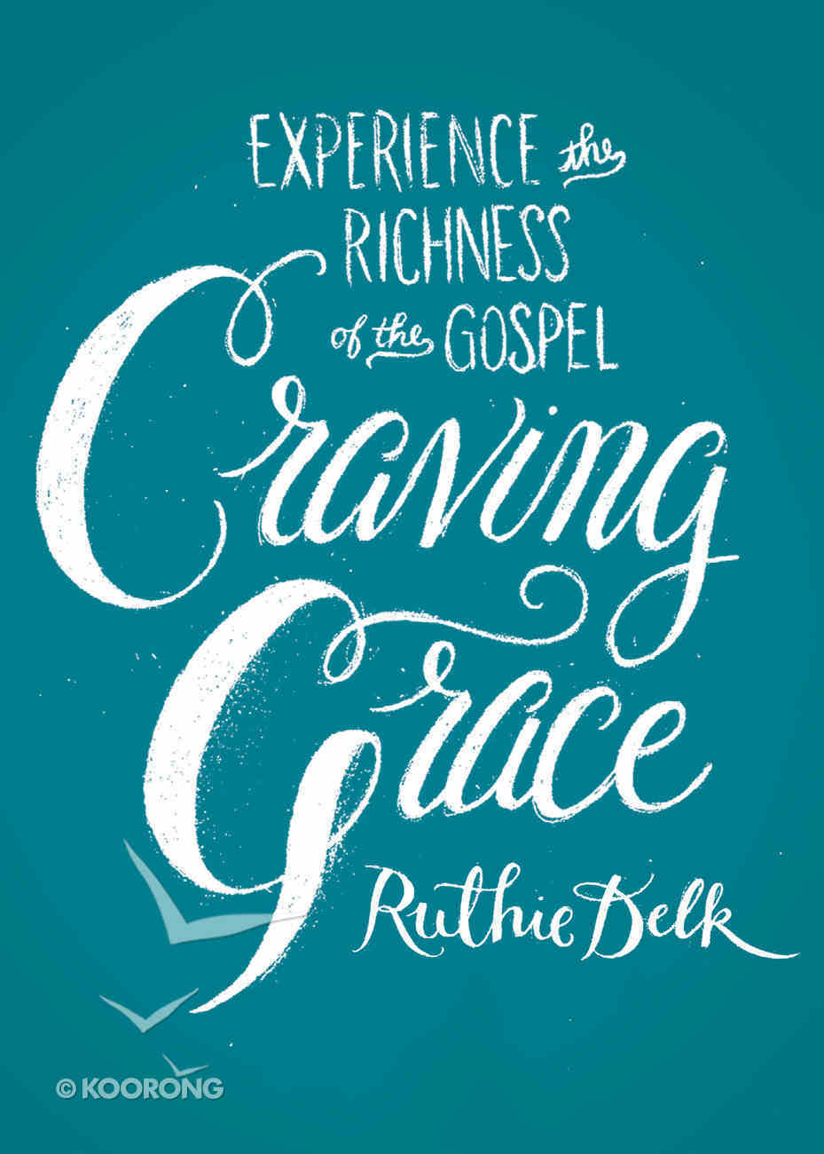 Craving Grace Paperback