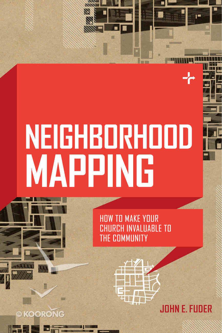 Neighborhood Mapping Paperback