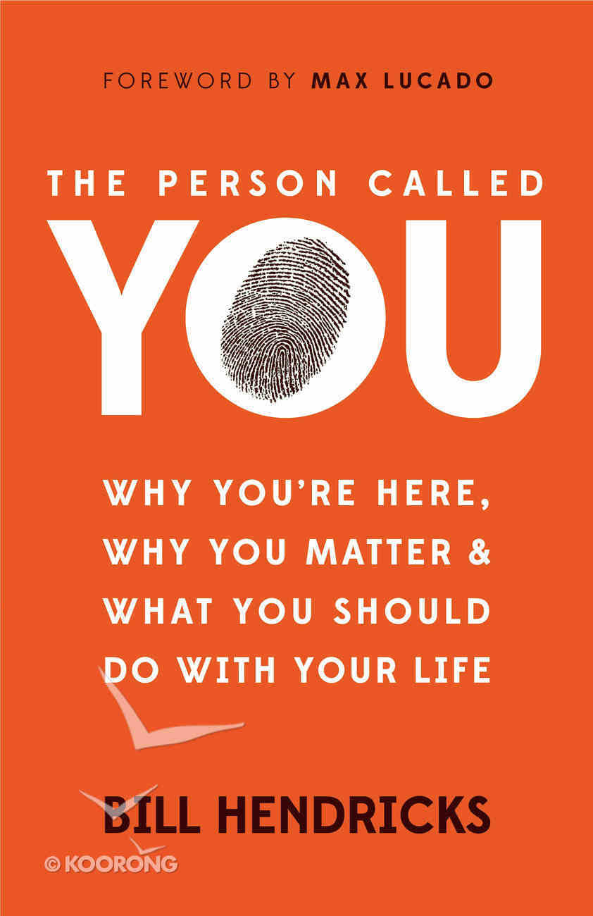 The Person Called You Paperback