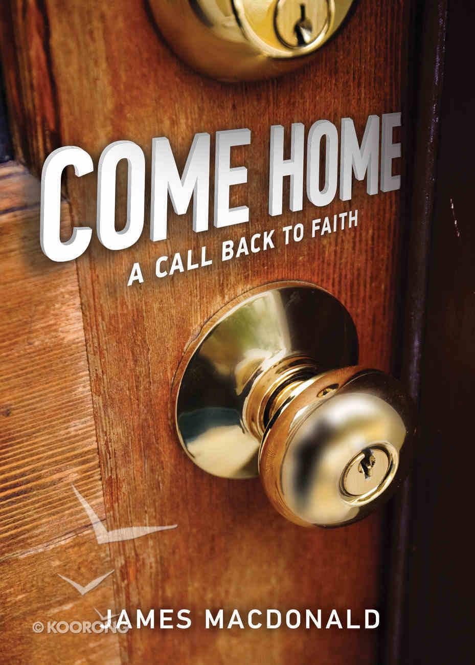 Come Home Hardback
