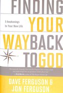 Finding Your Way Back To God image
