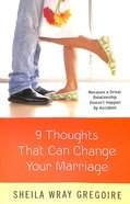 Nine Thoughts That Can Change Your Marriage image