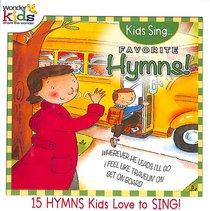 Album Image for Kids Sing Favorite Hymns! Volume 2 (Kids Sing Series) - DISC 1