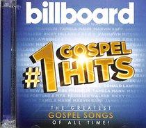 Album Image for Billboard #01 Gospel Hits (2 Cds) - DISC 1