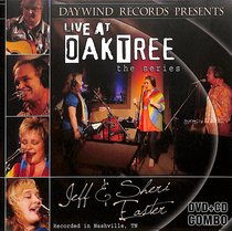 Album Image for Jeff and Sheri Easter: Live At the Oak Tree - DISC 1