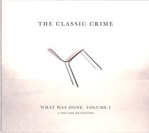 Album Image for What Was Done: Volume 1 - DISC 1