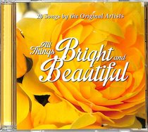 Album Image for All Things Bright and Beautiful - DISC 1