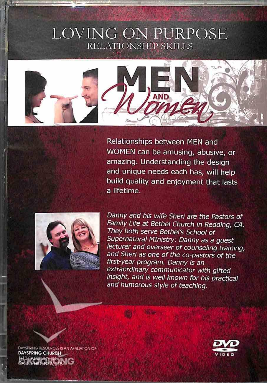 Men and Women (Loving On Purpose Series) DVD