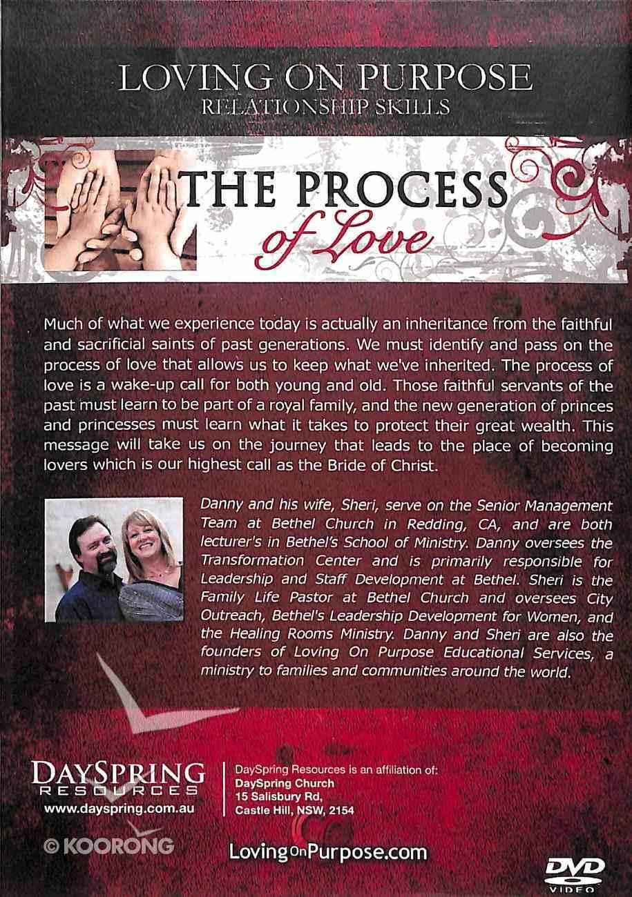 The Process of Love (Loving On Purpose Series) DVD