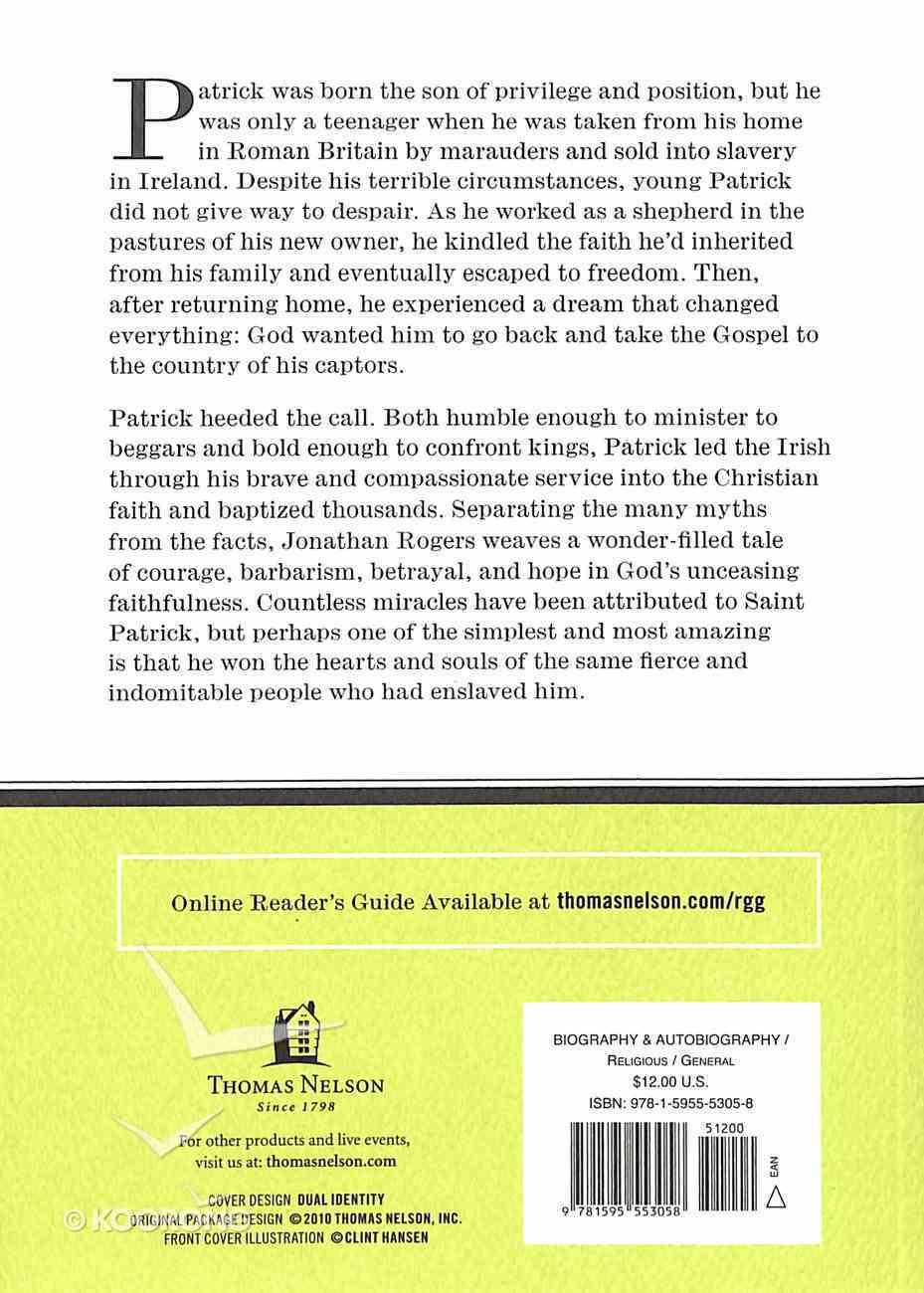 Saints 2-Pack (Saint Patrick + Saint Nicholas) (1) (Christian Encounters Series) Paperback