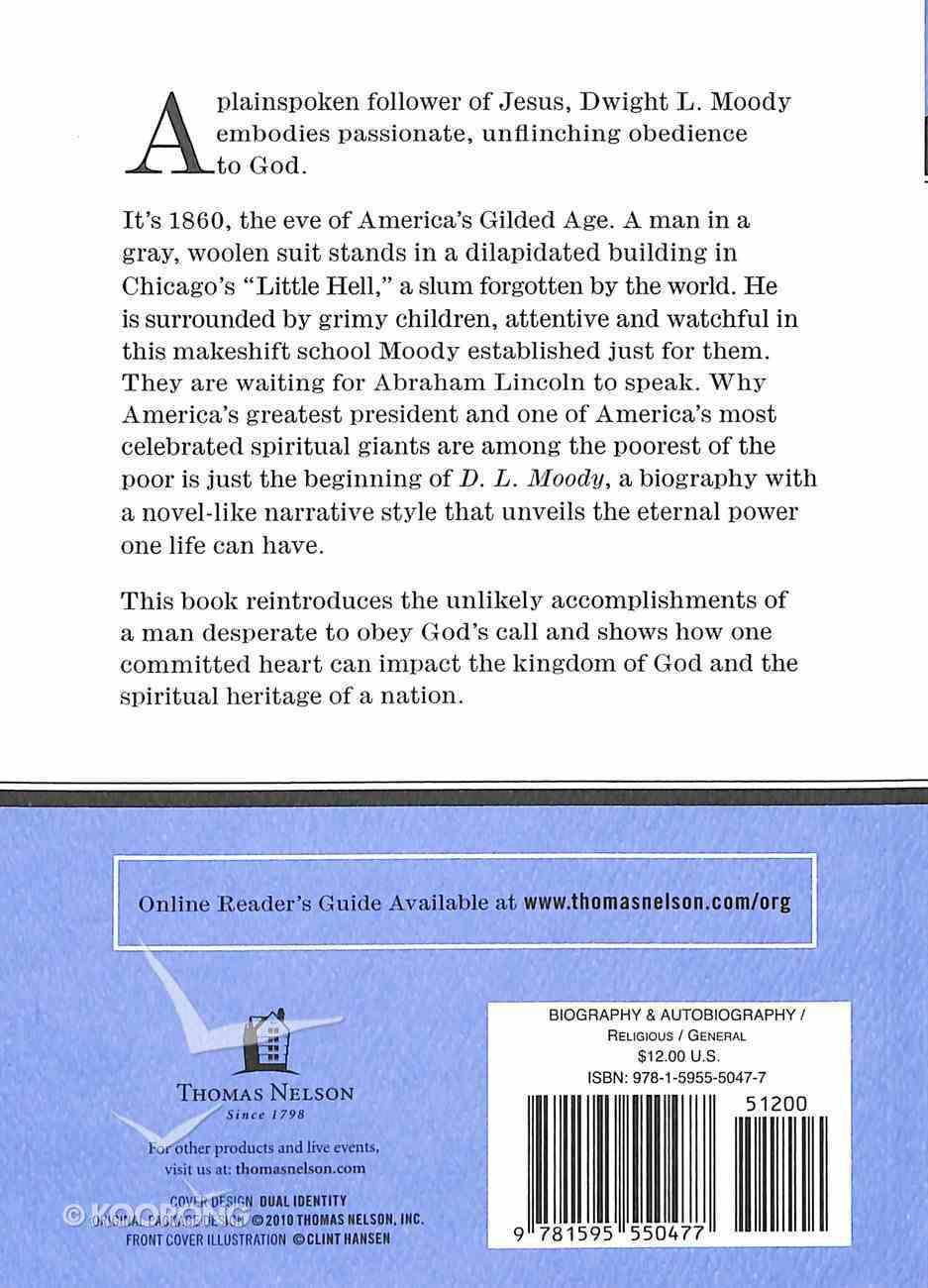 Saints 2-Pack (John Bunyan + Dl Moody) (2) (Christian Encounters Series) Pack