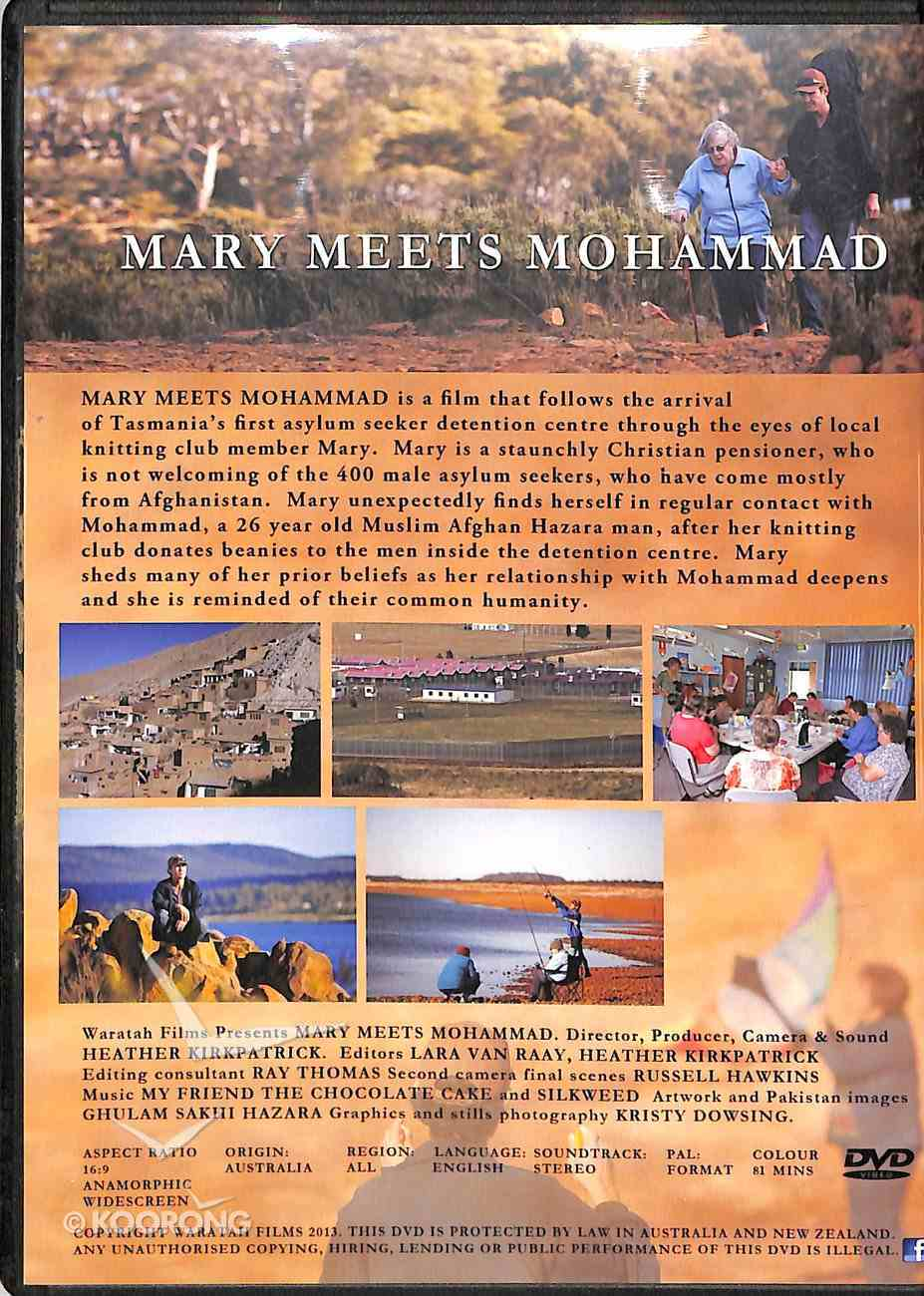Mary Meets Mohammad DVD