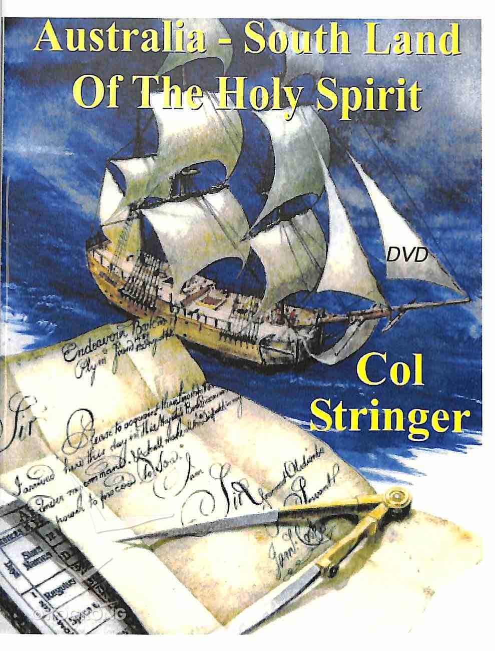 Australia - the Southland of the Holy Spirit DVD