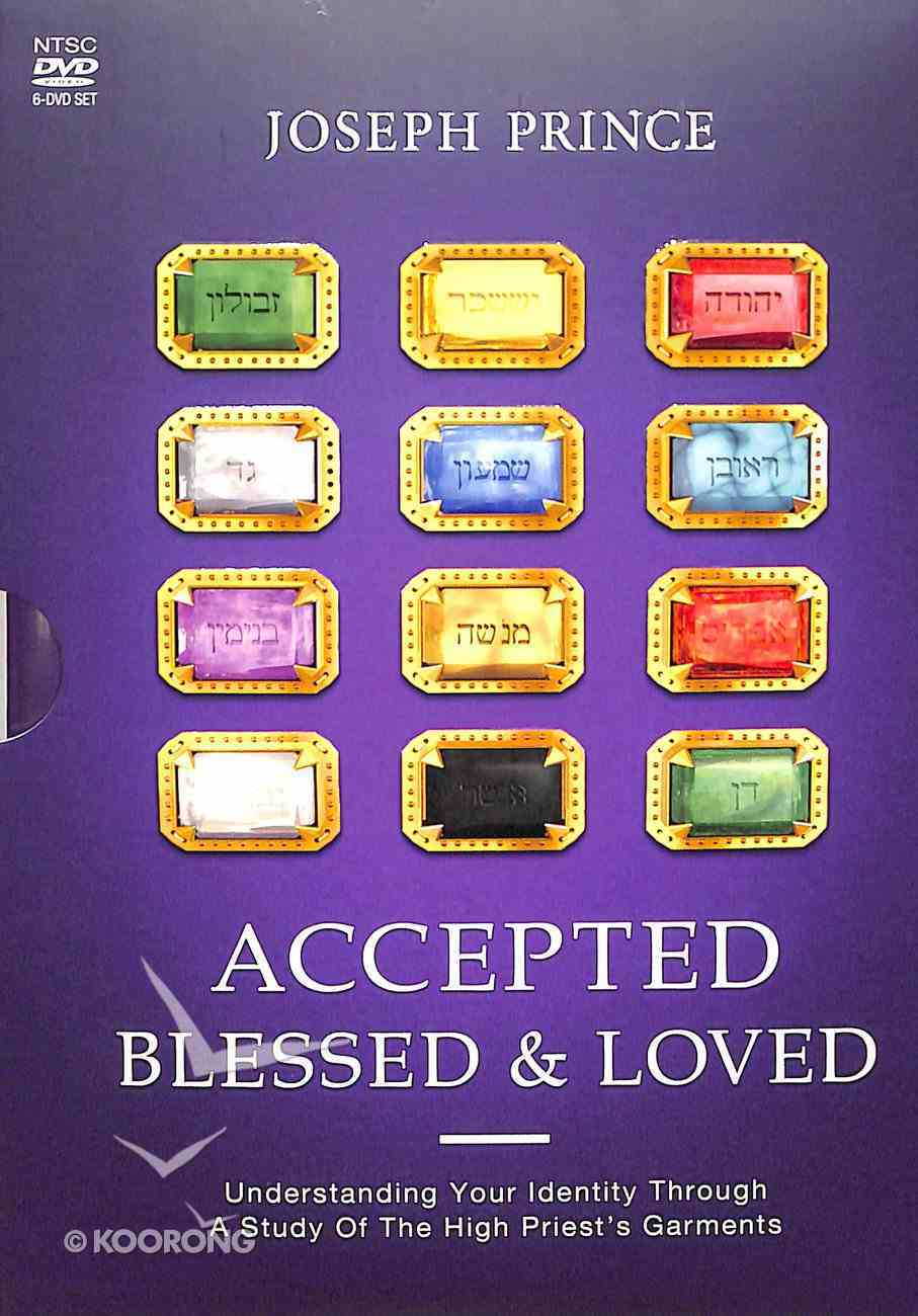 Accepted, Blessed and Loved (6 Dvds) DVD