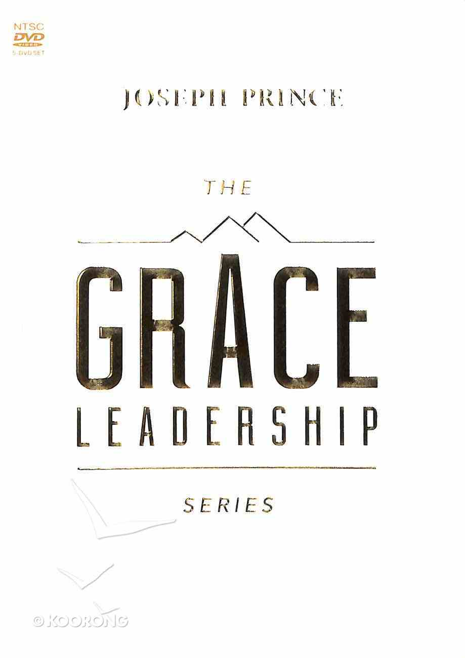 The Grace Leadership Series (5 Dvds) DVD