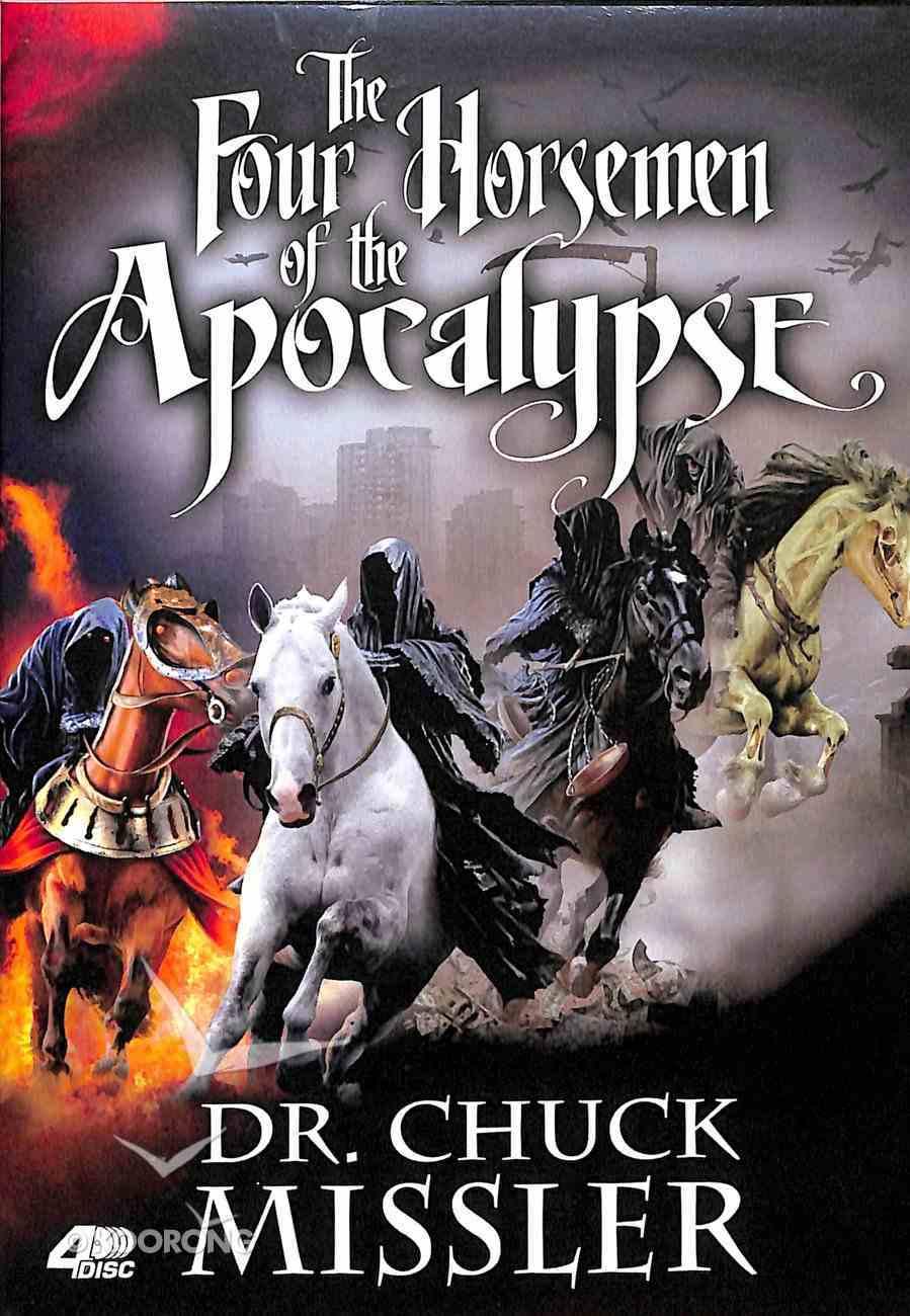 Four Horsemen of the Apocalypse DVD