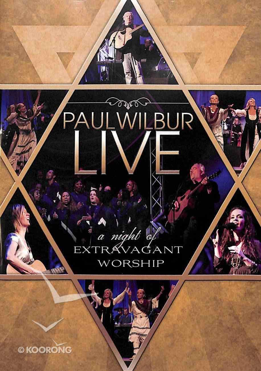 Live: A Night of Extravagant Worship DVD