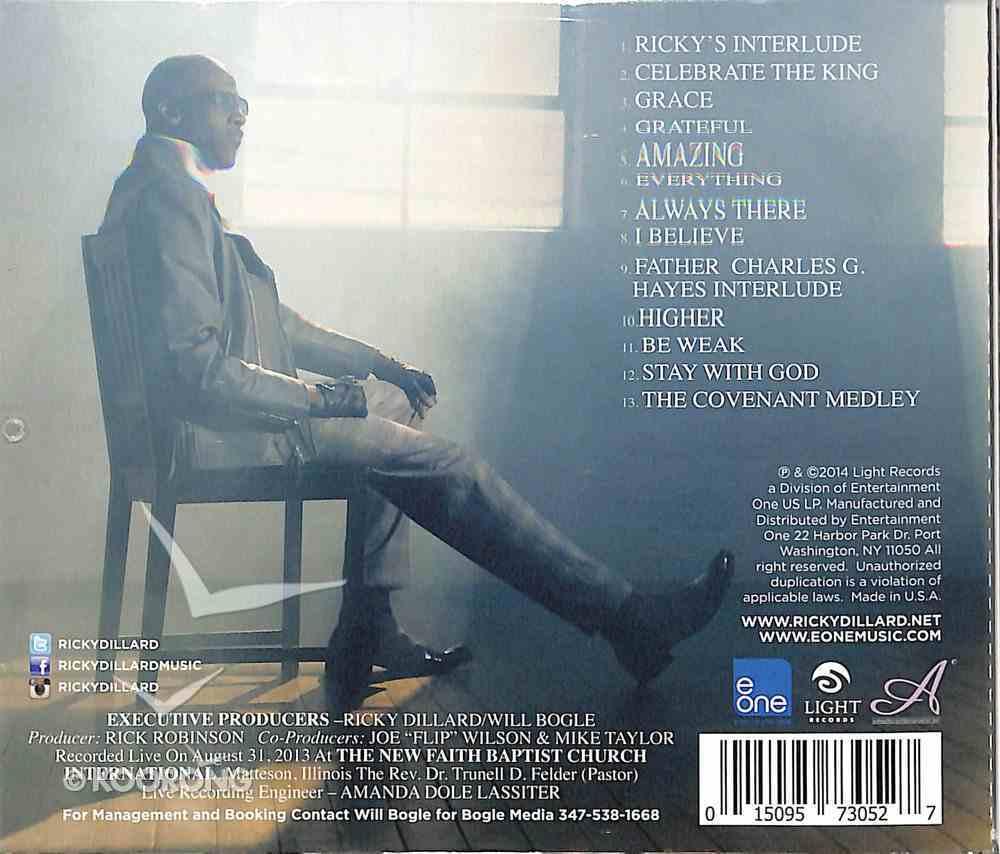 Amazing CD