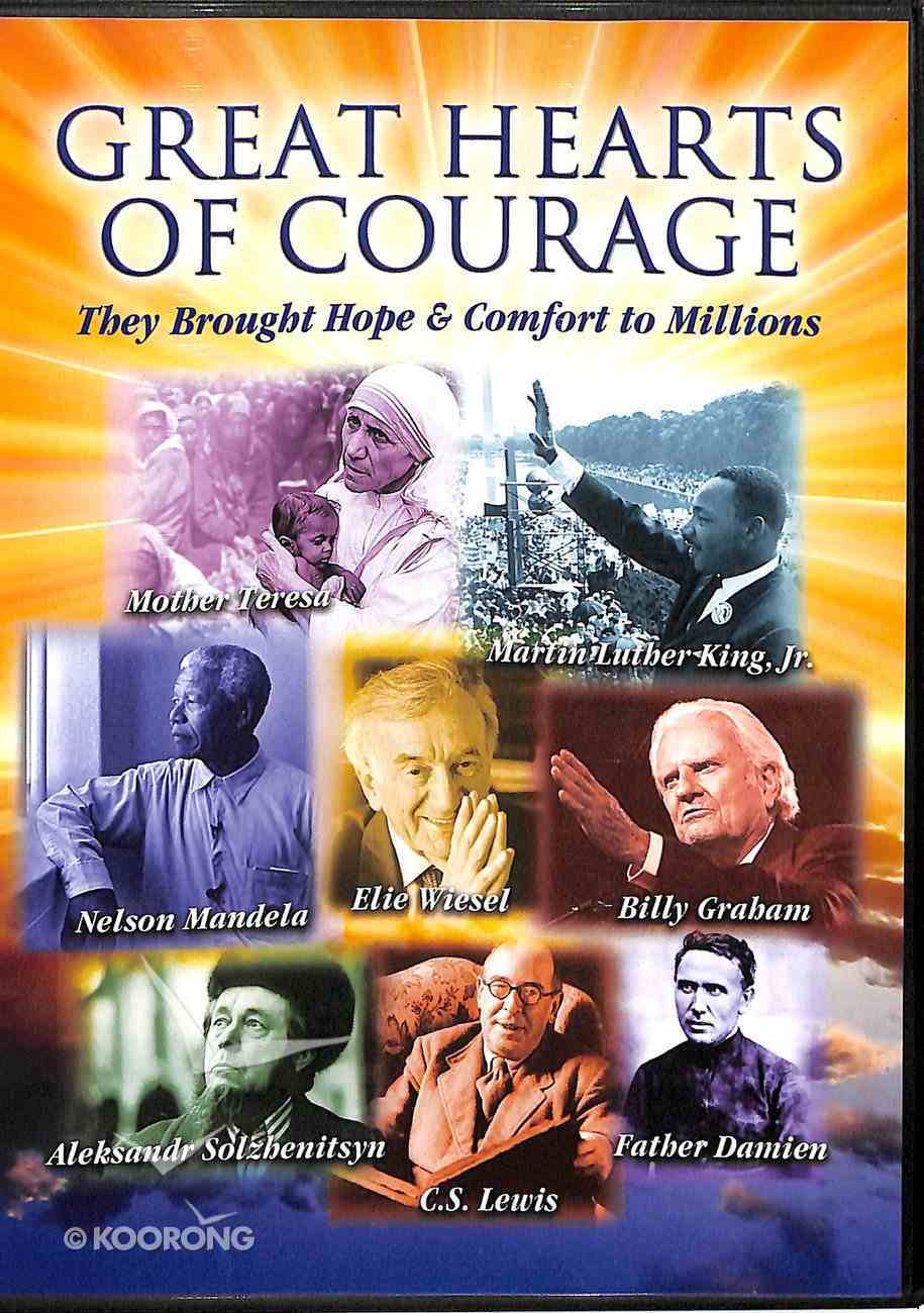 Great Hearts of Courage (New Cover) DVD