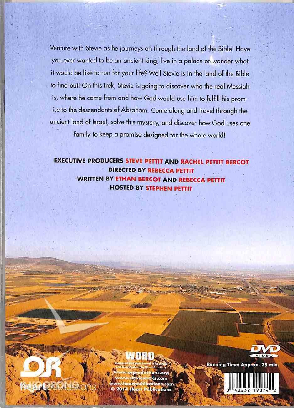 The Carpenter's Son (Stevie's Trek 2 The Holy Lands Series) DVD