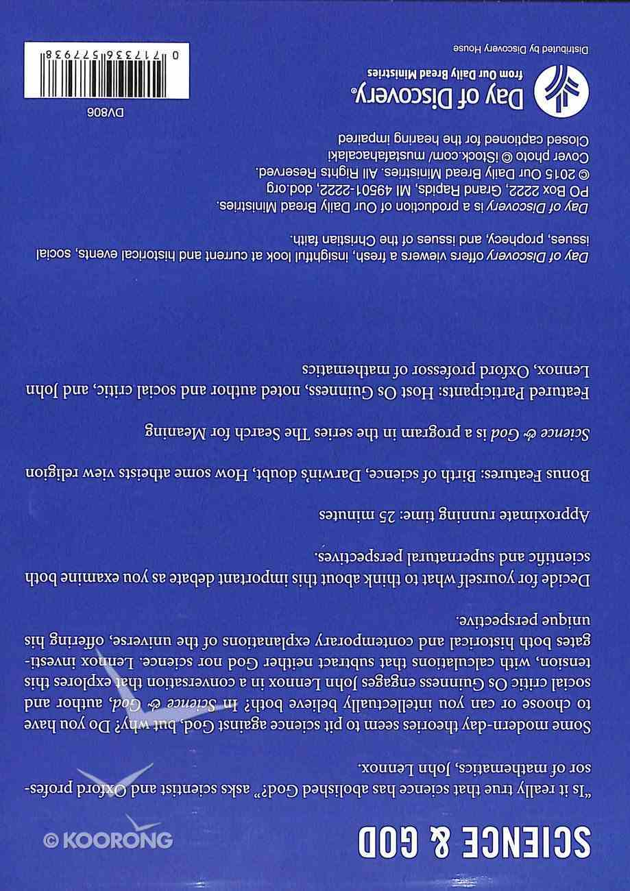 Search For Meaning Science and God DVD